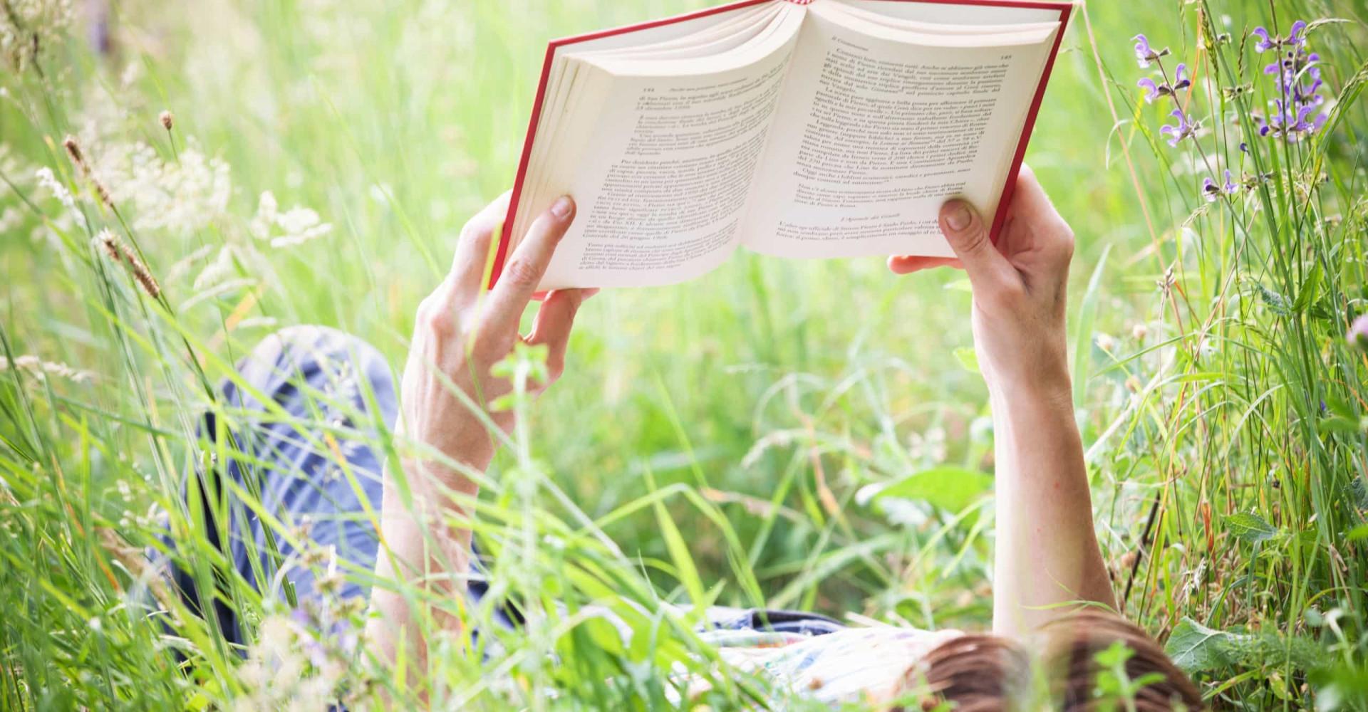 Vermindert je zoete trek als je boeken leest?