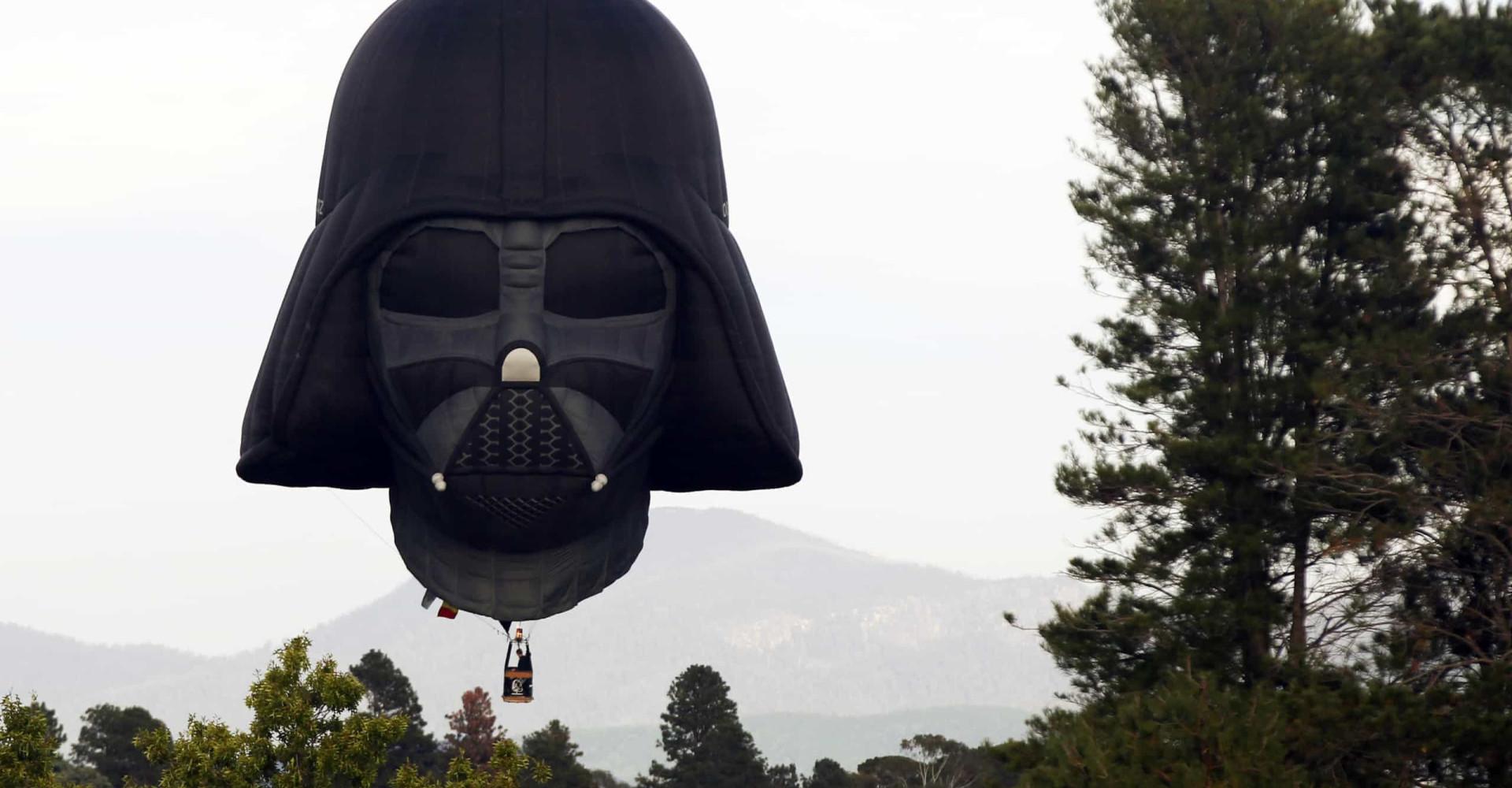 Imponerande och unika luftballonger