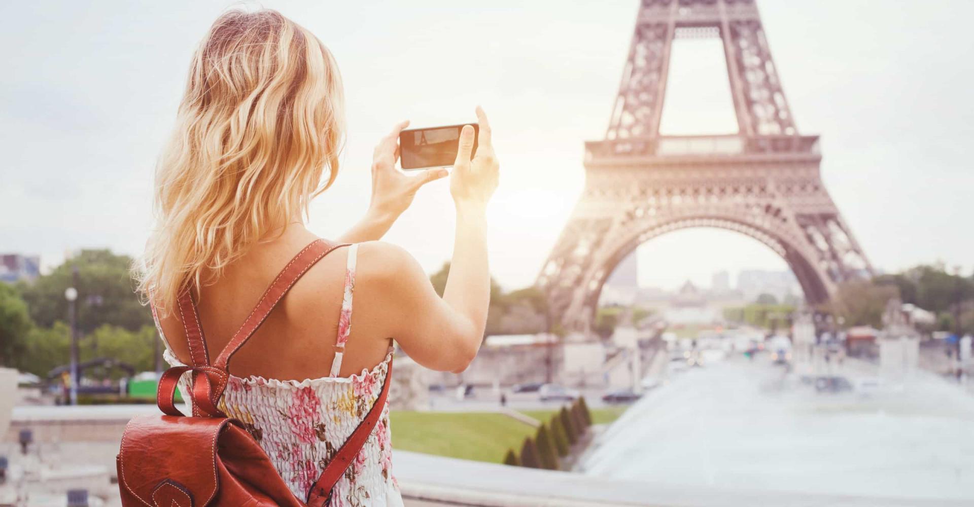 Toeristen op je foto? Met deze app niet meer!