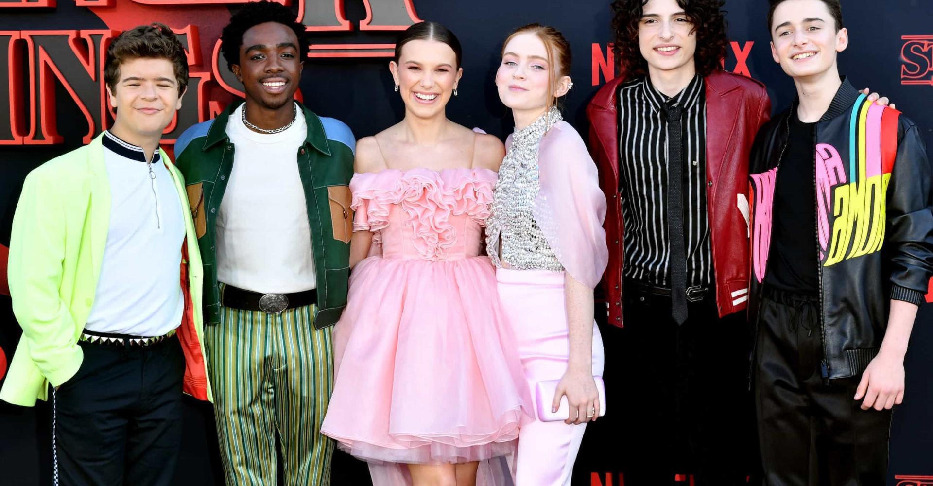 Stranger Things -sarjan kolmas kausi on nyt Netflixissä! Tutustu sarjan näyttelijöiden tyyleihin