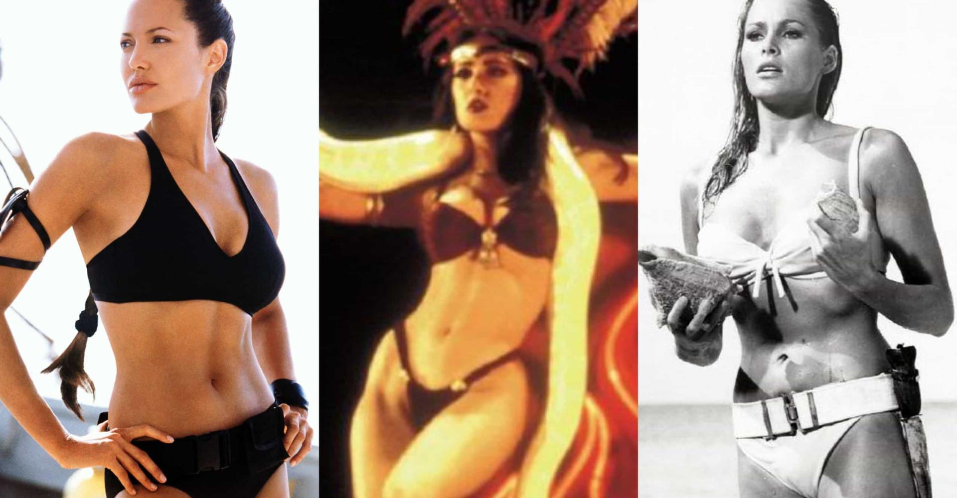 Inspire-se com os mais icónicos biquínis do mundo do cinema