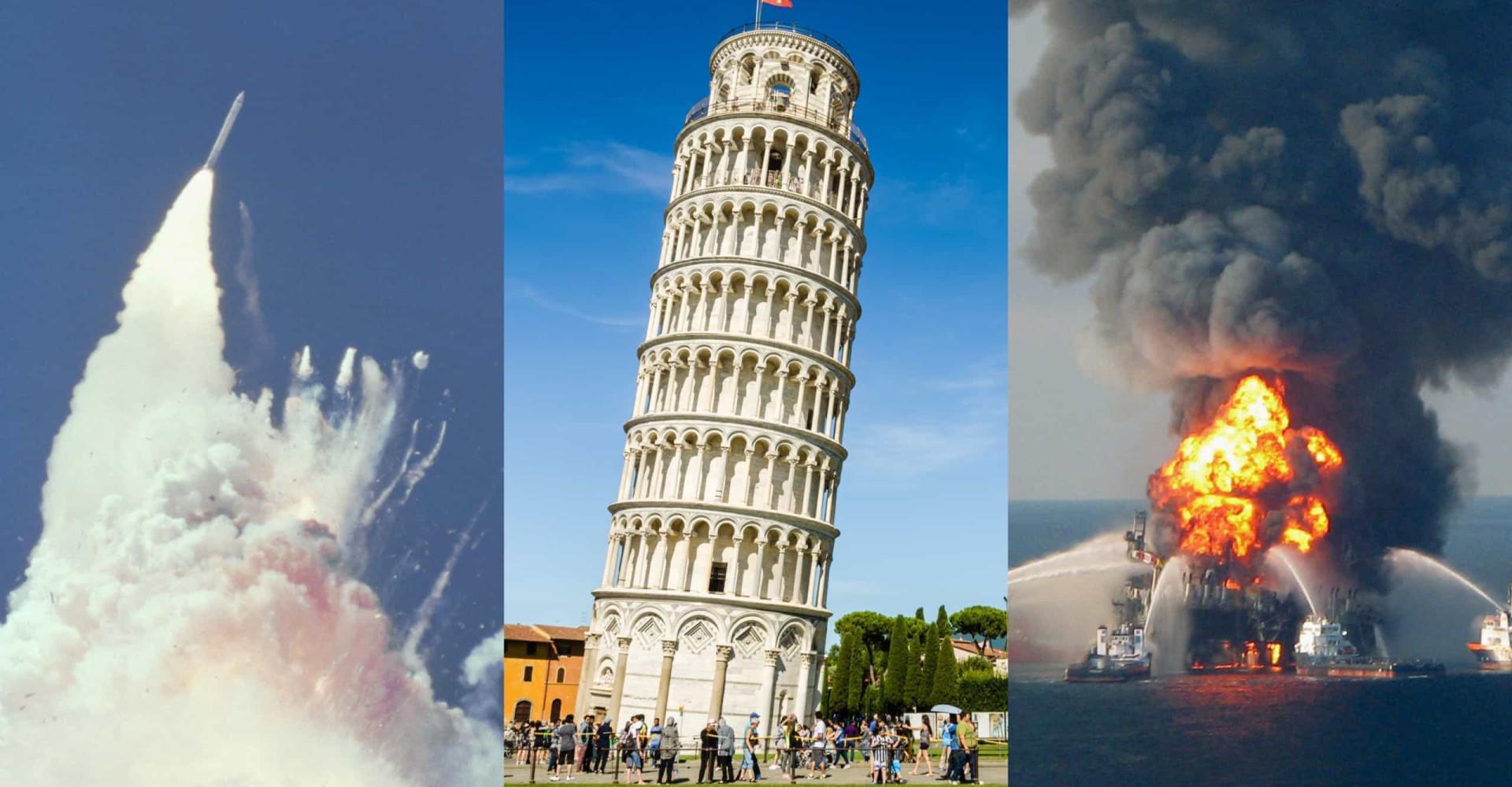 Los errores de la ingeniería más trágicos de la historia