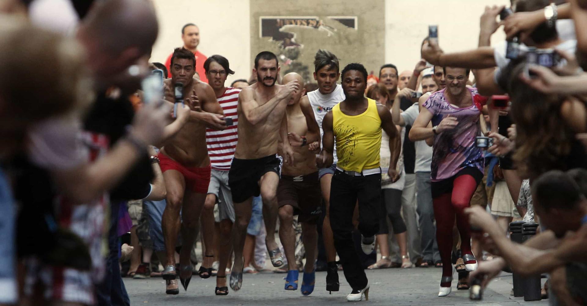 Drag racing: Høye hæler over hele kloden