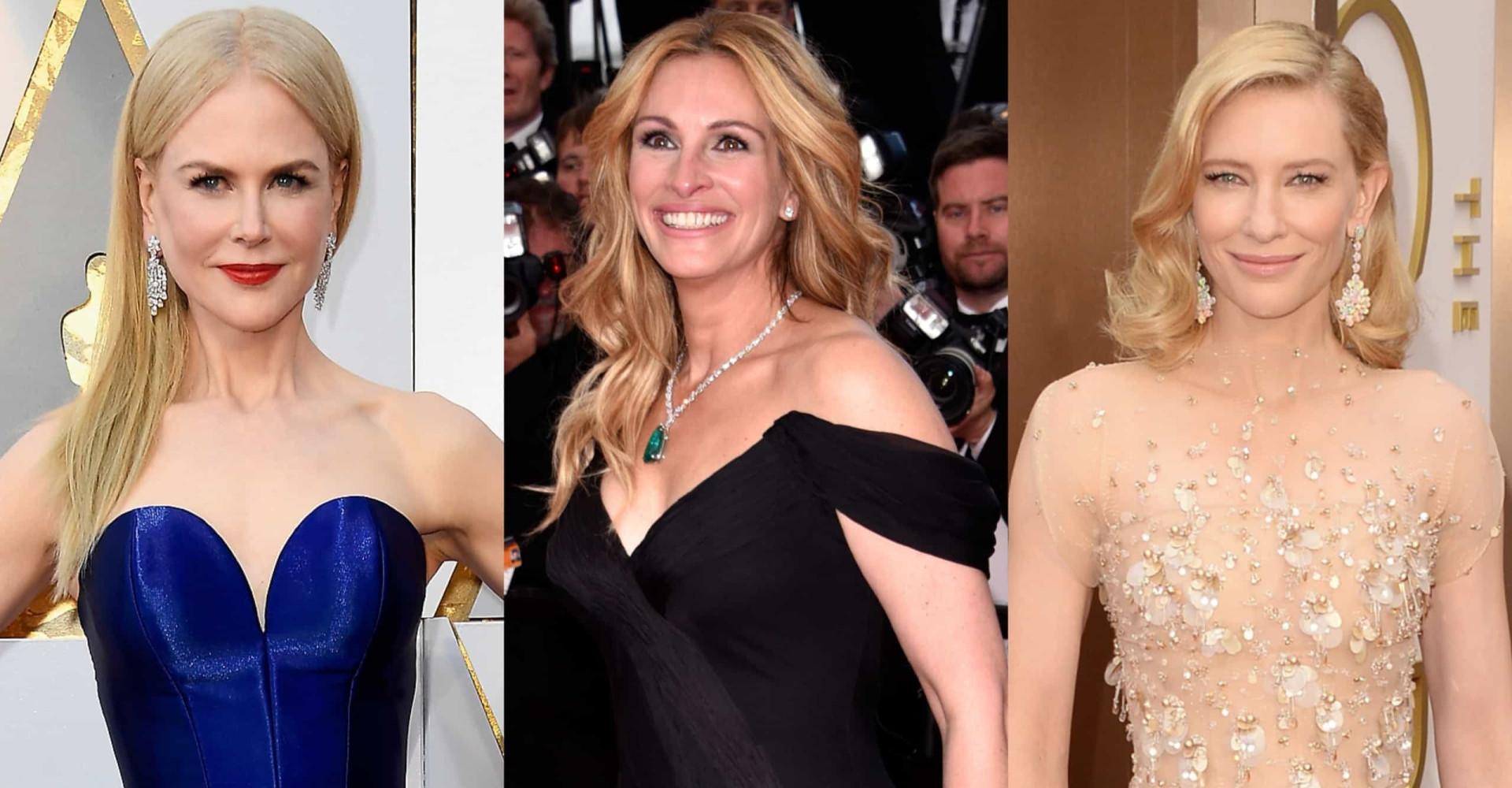 Armani: 80 look indimenticabili sfoggiati dalle star sul red carpet