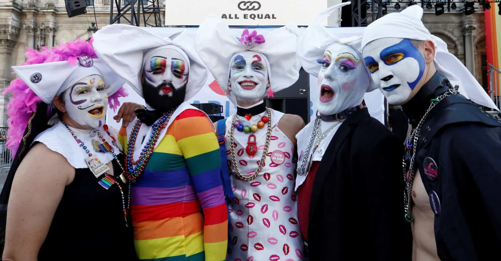Forty years of the Sisters of Perpetual Indulgence