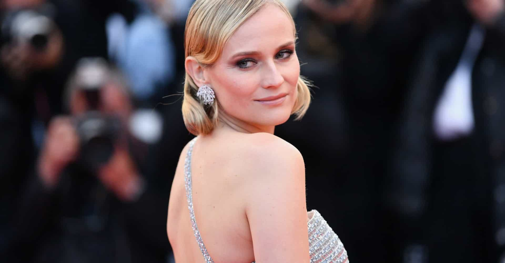 Le look intemporel de Diane Kruger