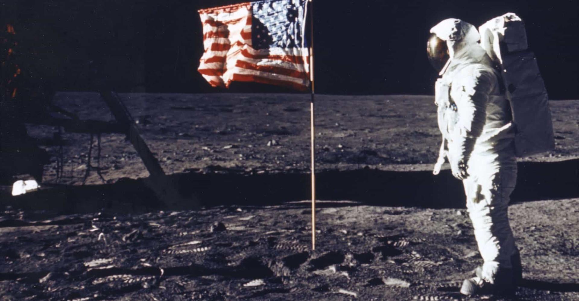 Apollo 11: il y a 50 ans, l'Homme posait le pied sur la Lune
