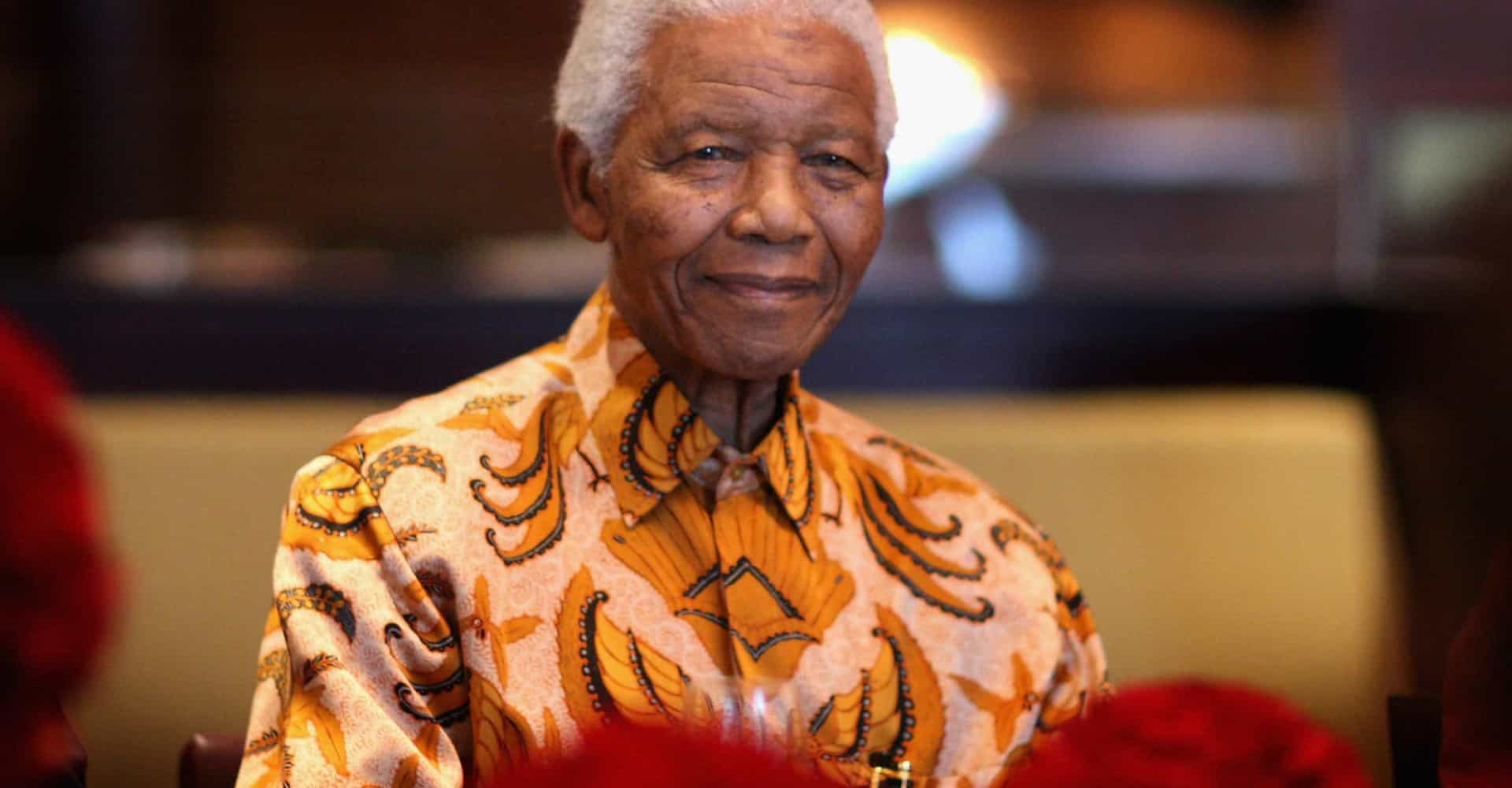 Remembering Nelson Mandela