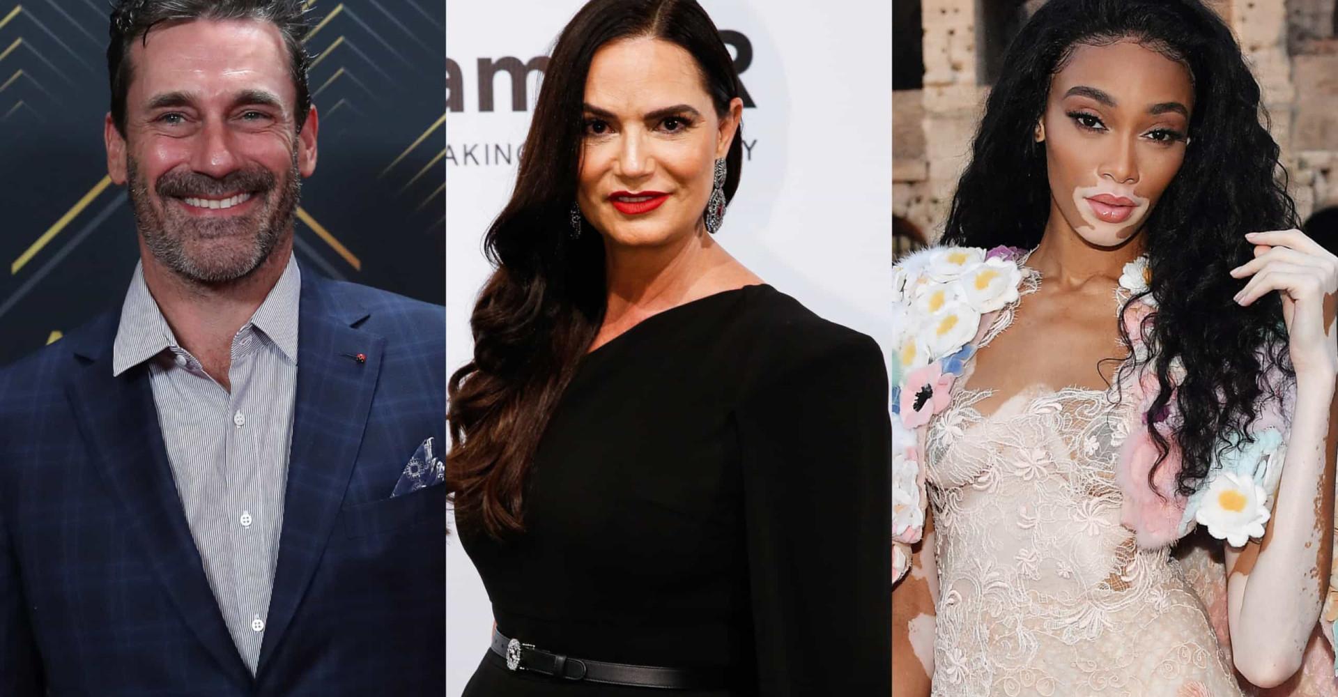 Essas celebridades revelaram ter vitiligo para combater o preconceito