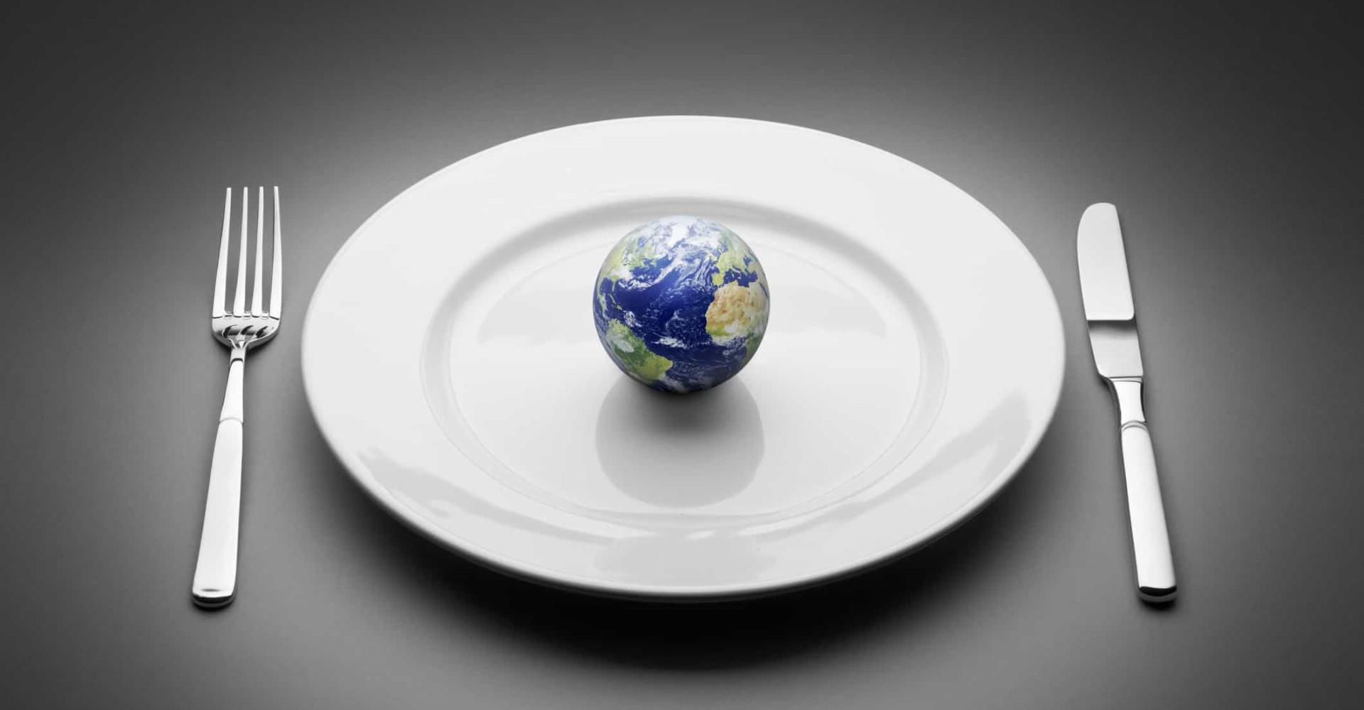 Hur man bör äta för att rädda vår planet