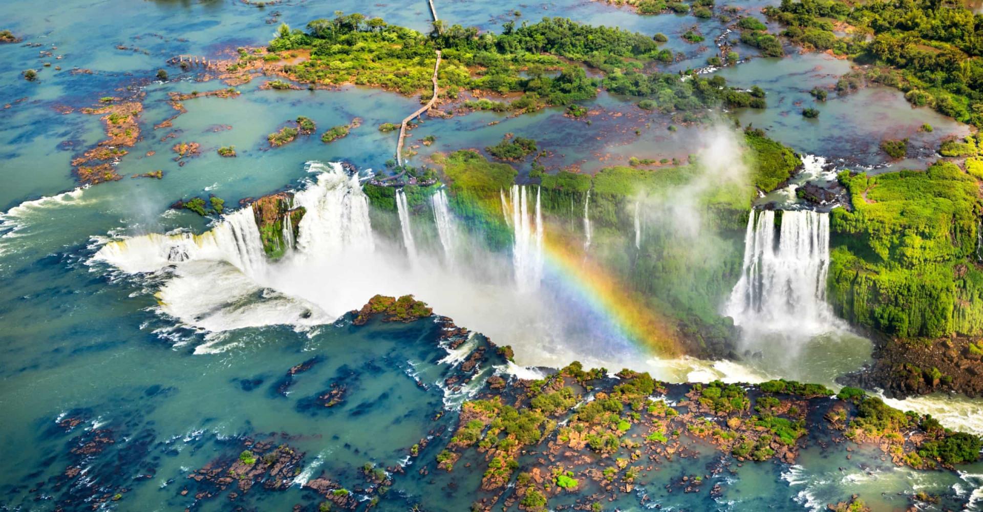 Fantastiske verdensarvsteder i Sør-Amerika