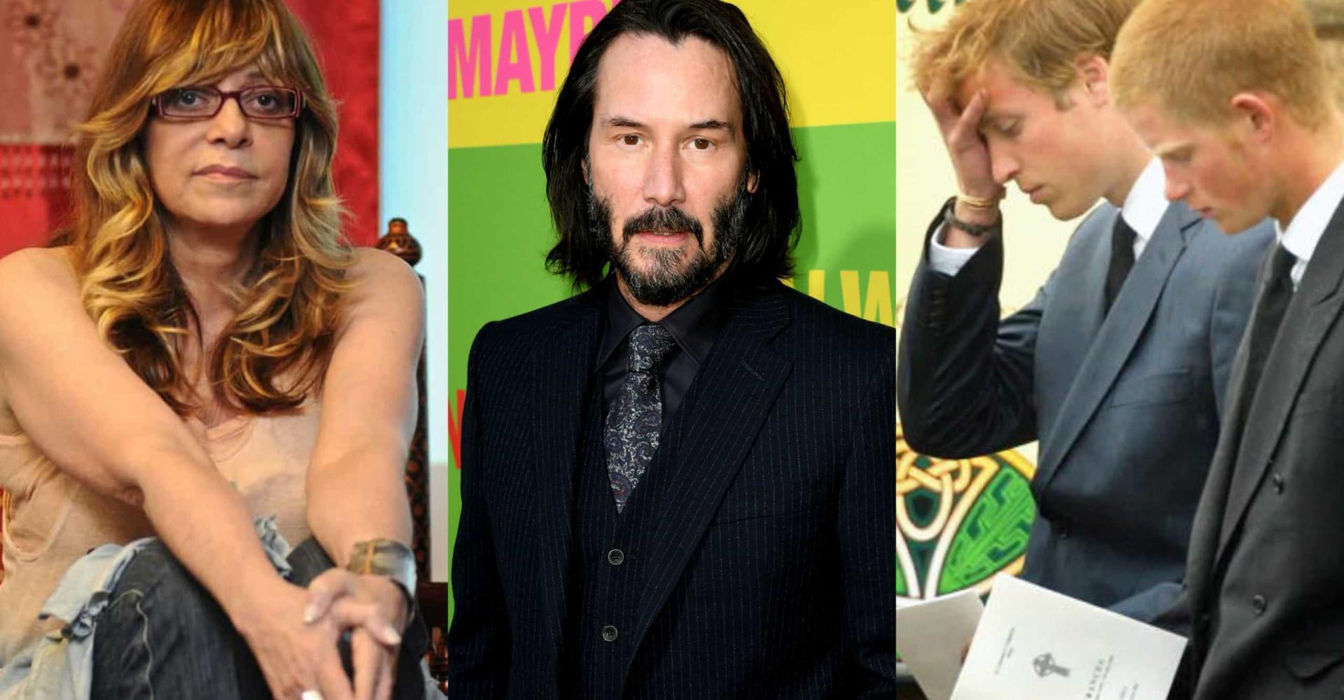 Os famosos que perderam entes queridos de forma trágica
