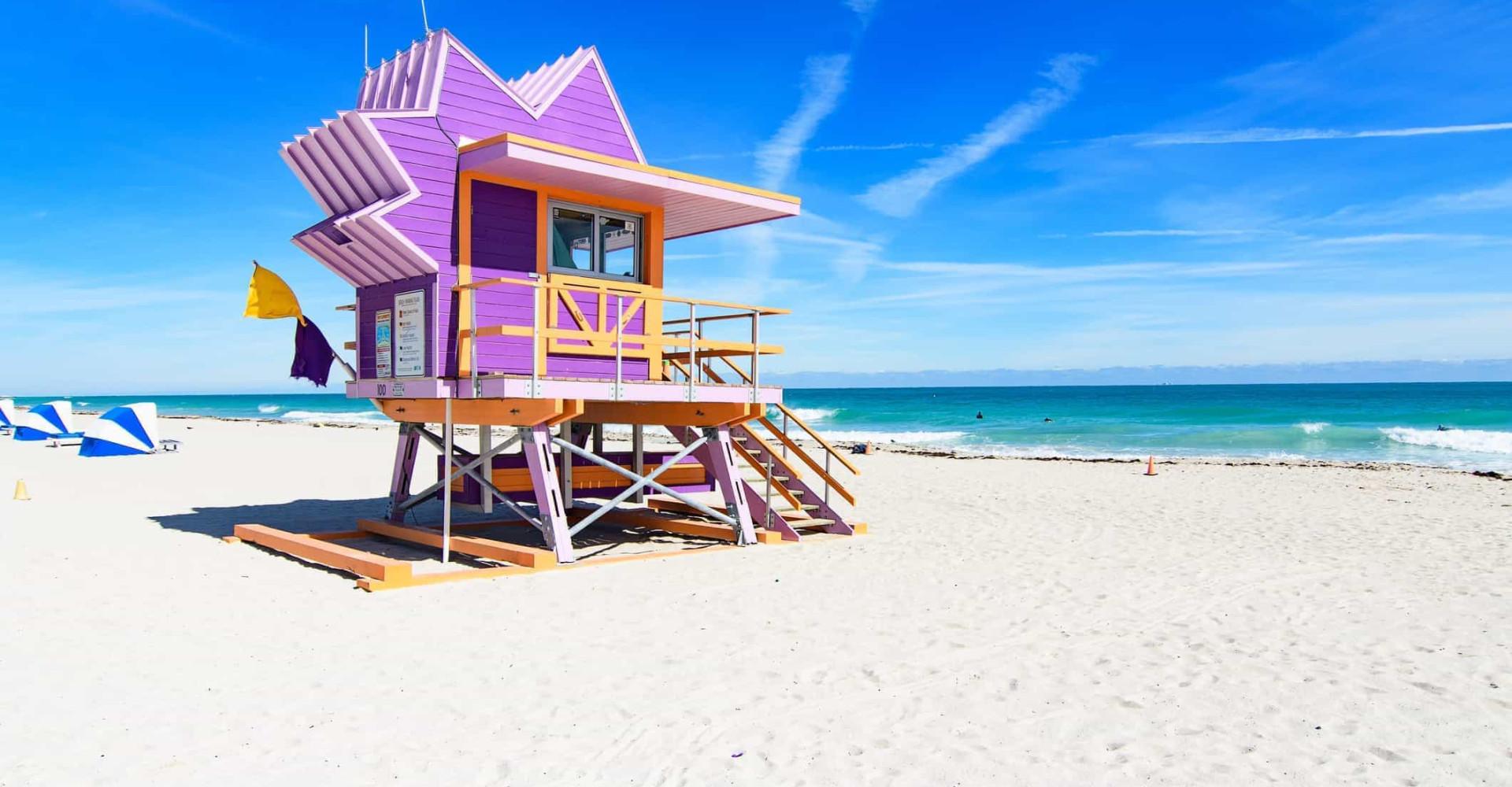 Waarom je echt eens naar Miami moet