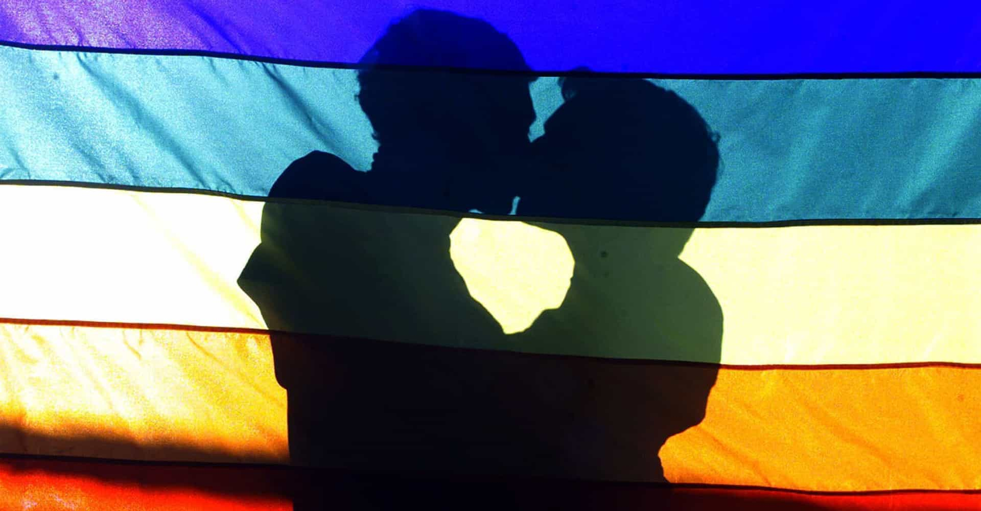 Pucker up: The queer kiss as protest