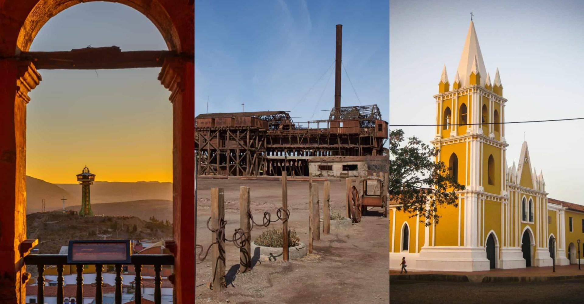 Patrimonios de la Humanidad sudamericanos (y no solo) a punto de desaparecer