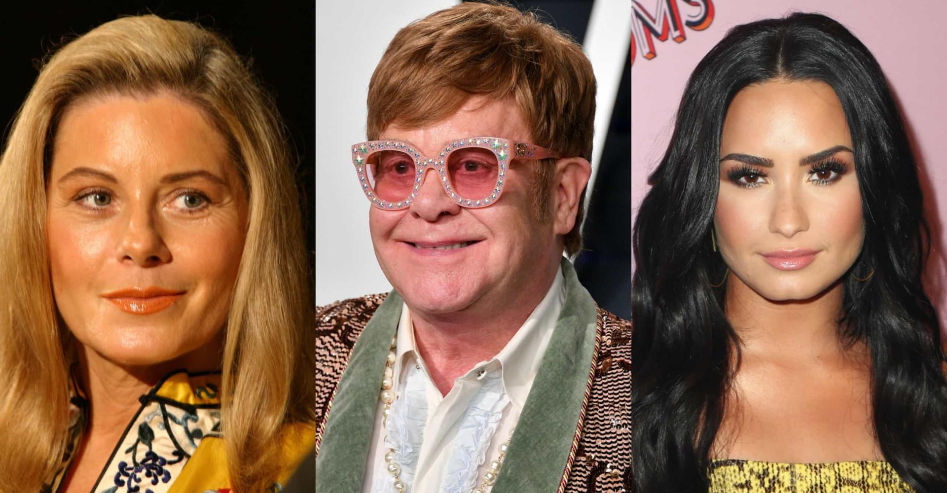 As batalhas das celebridades contra o vício!