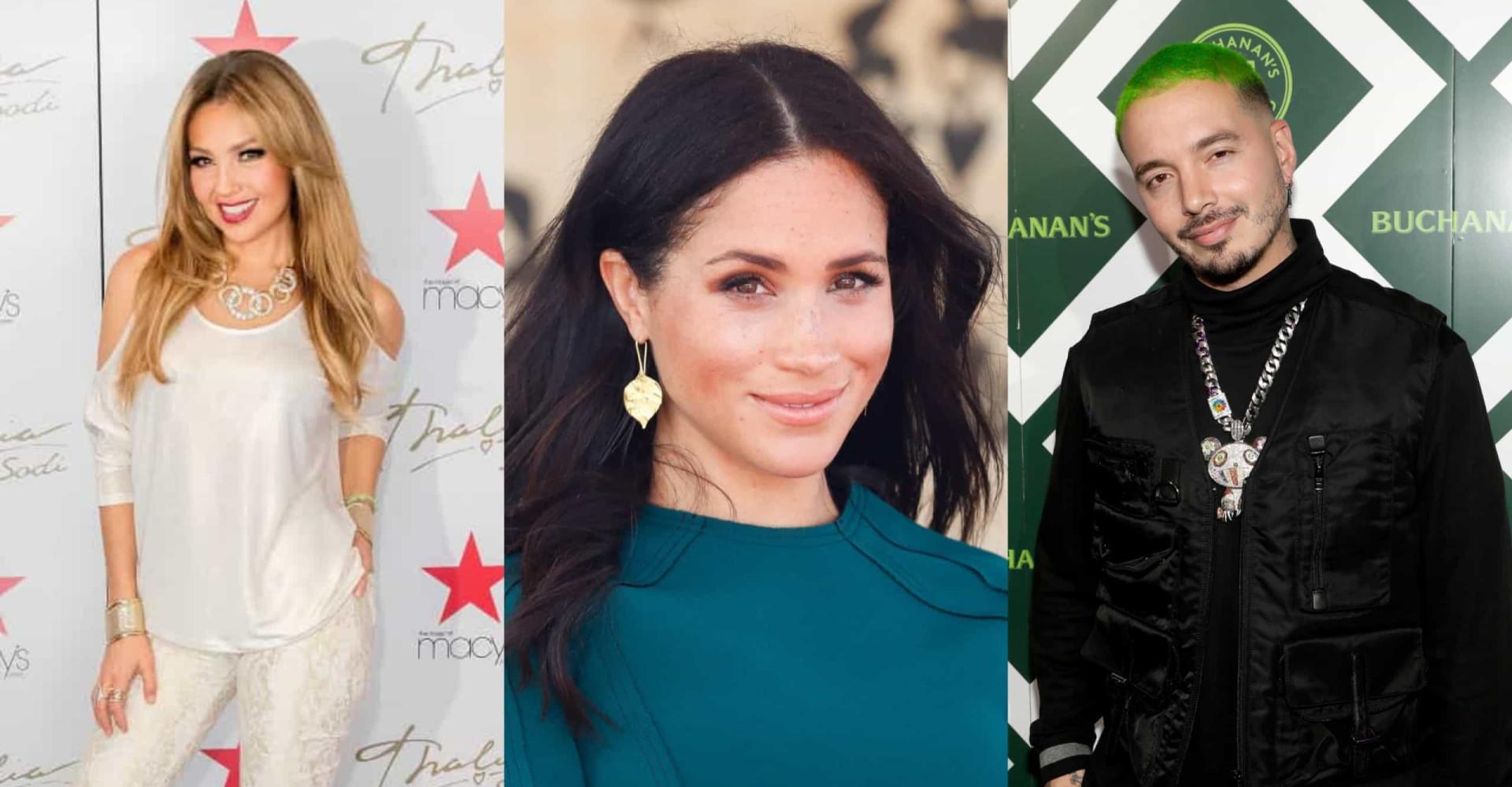 Meghan Markle, J Balvin y otras celebridades que lanzaron sus propias líneas de moda
