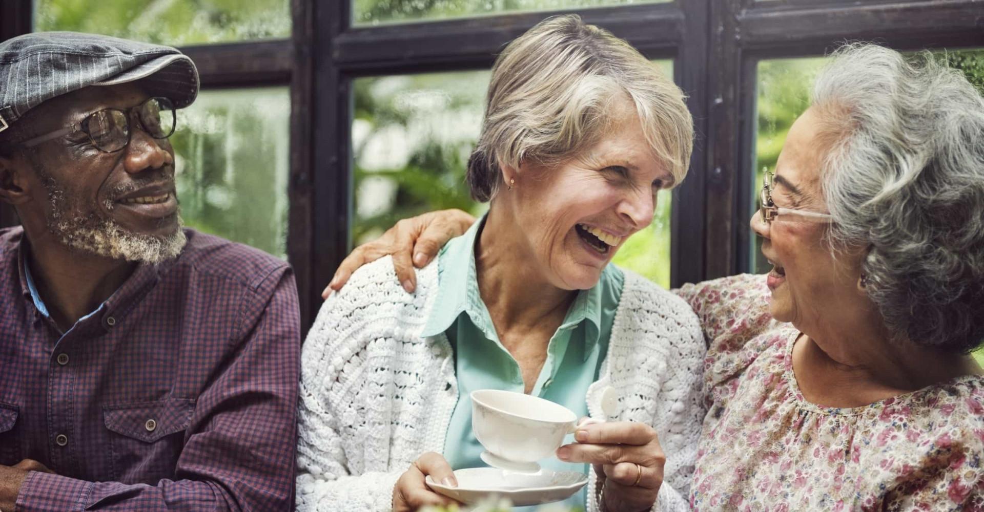 Oförnekliga skäl att vara glad att man blir äldre