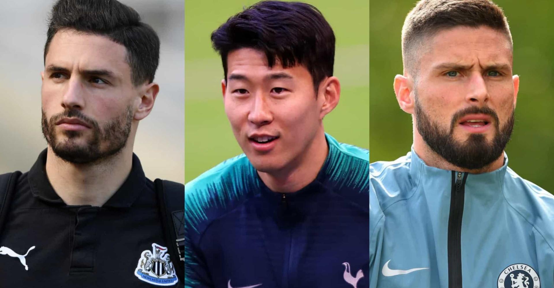 Les footballeurs les plus sexy de la saison 2019/2020