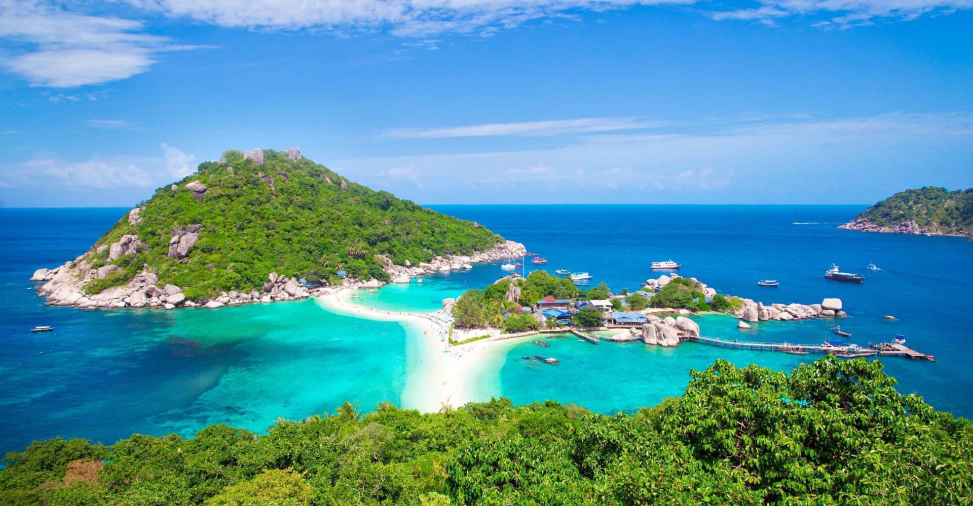 """En Thaïlande, explorez """"l'île de la mort"""""""