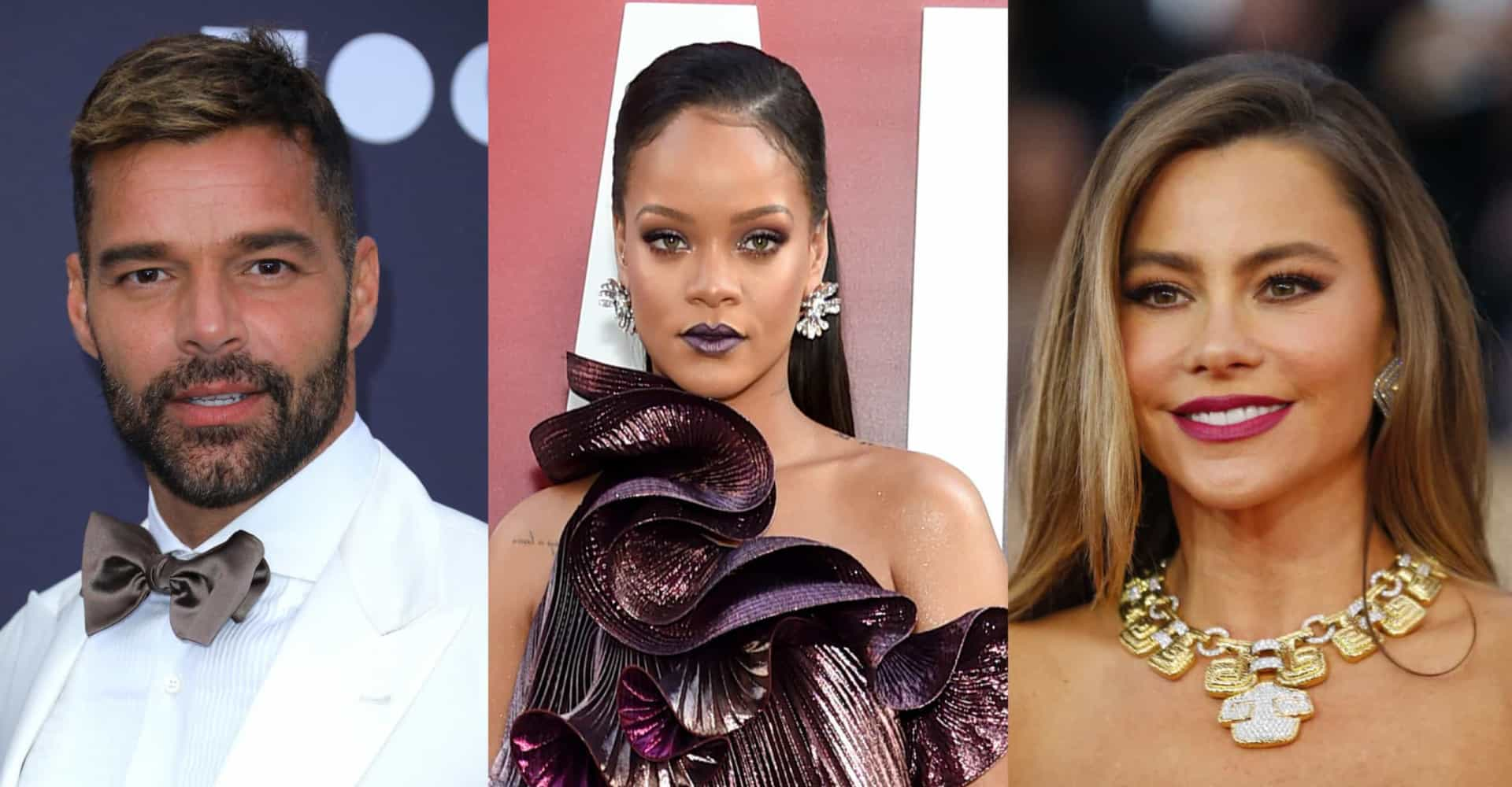 Rihanna, Ricky Martin y otras estrellas que se sinceran sobre las armas