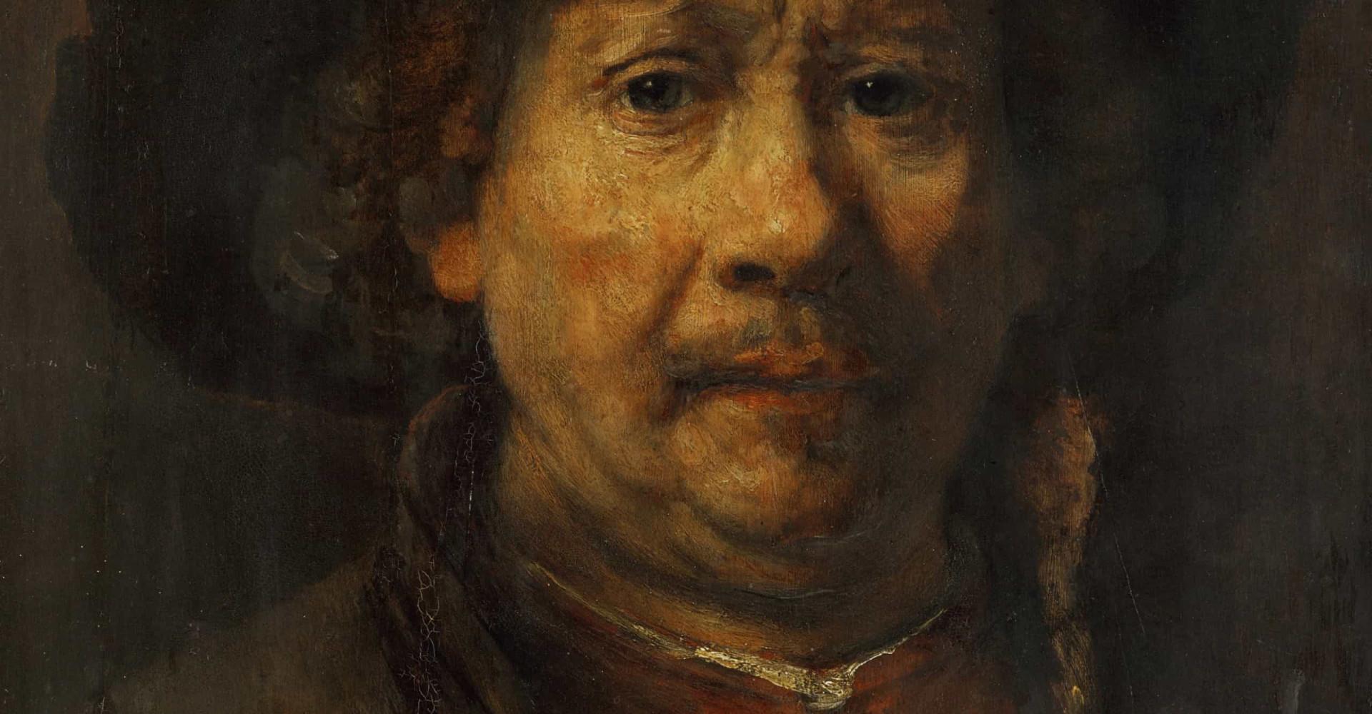 Rembrandt, venster op de Gouden Eeuw