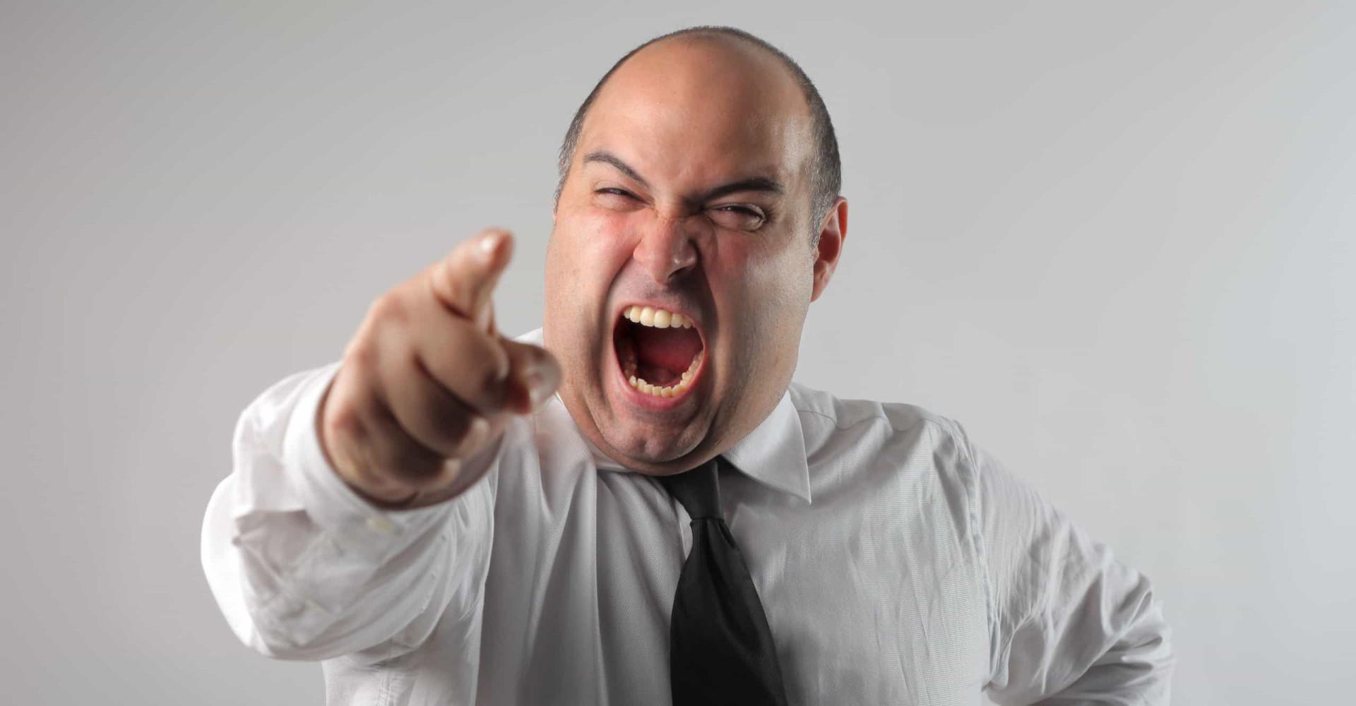 Draai jij op voor de fouten van je baas?