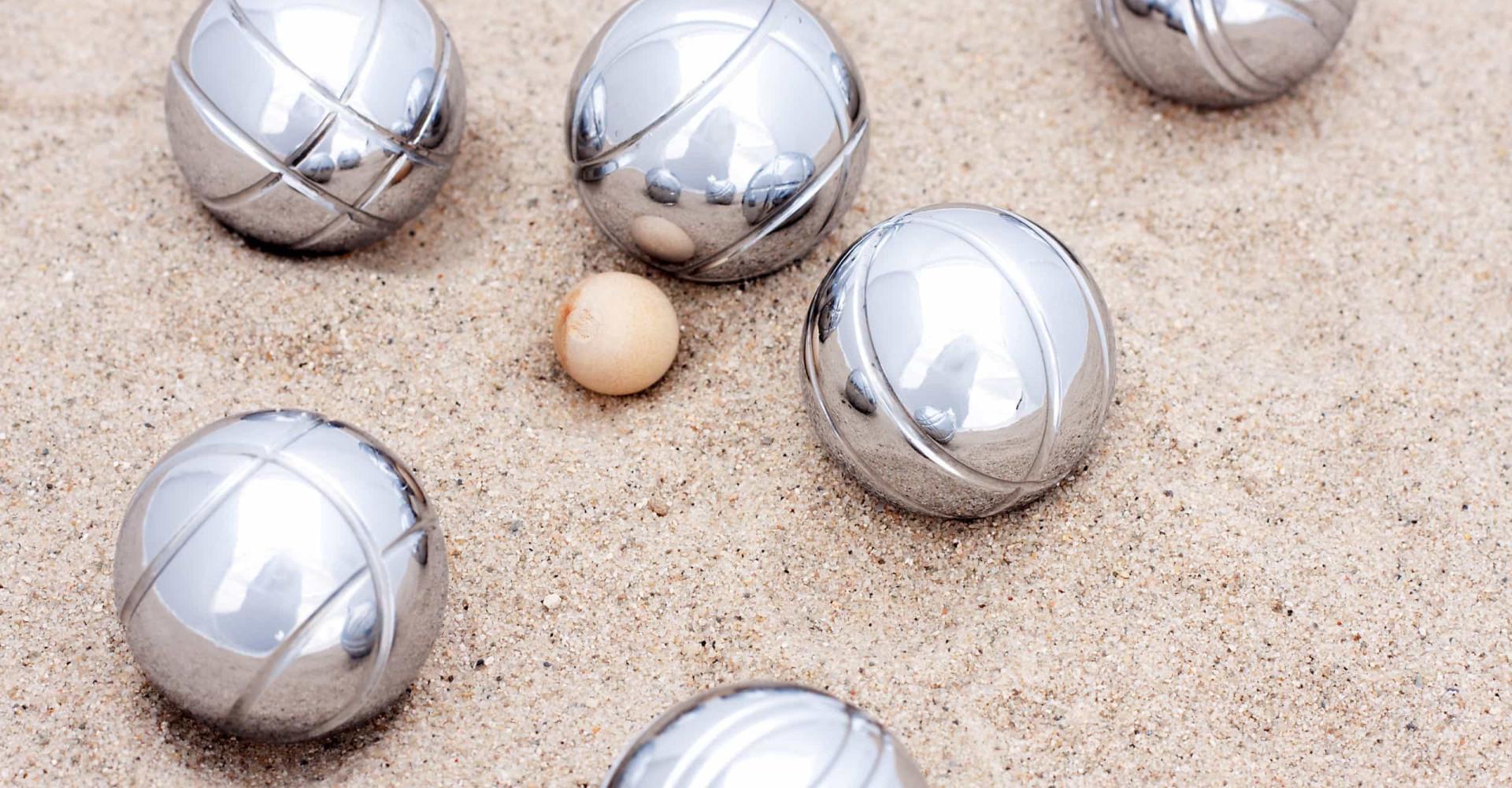 Waarom je vaker zou moeten jeu de boulen