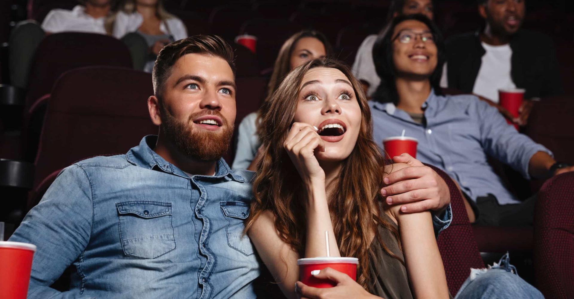 Wat is het beste filmgenre voor een eerste date?
