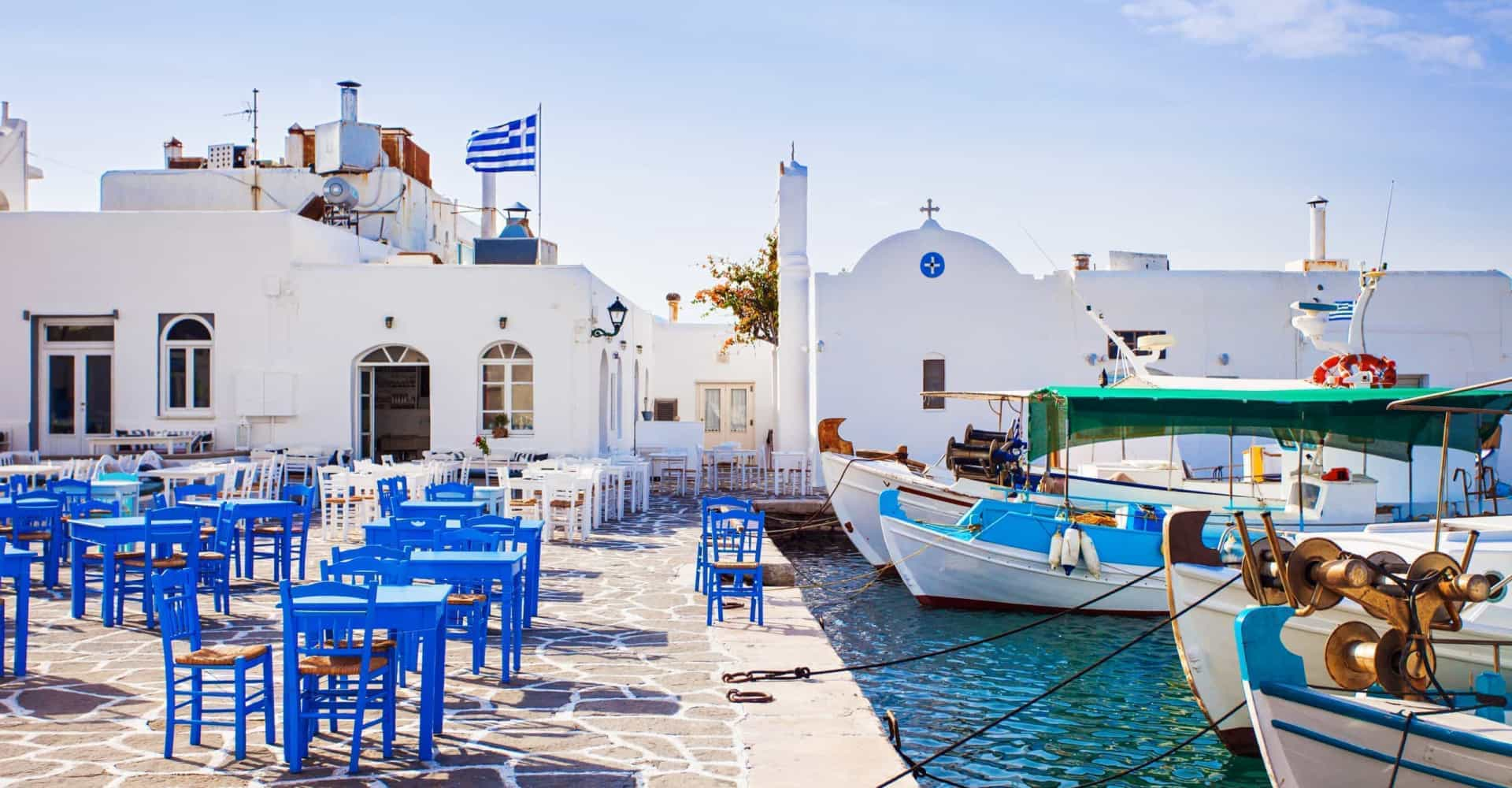 This Greek island joins the fight to reduce plastic pollution