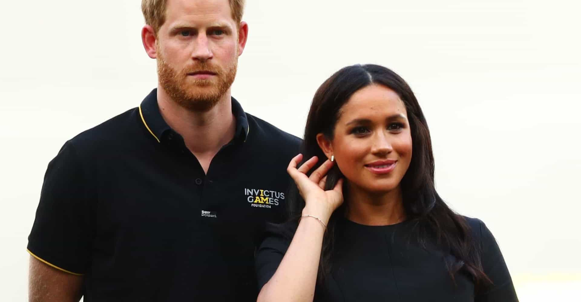 Are Harry and Meghan among the most hypocritical celebs?