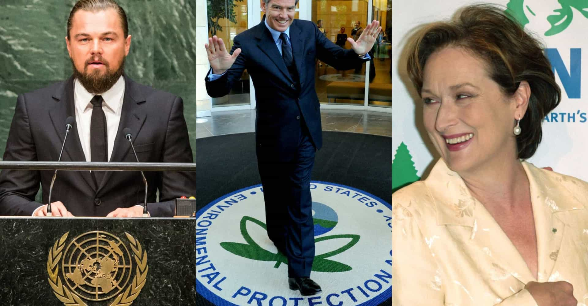 Going green: celebs who champion environmentalism