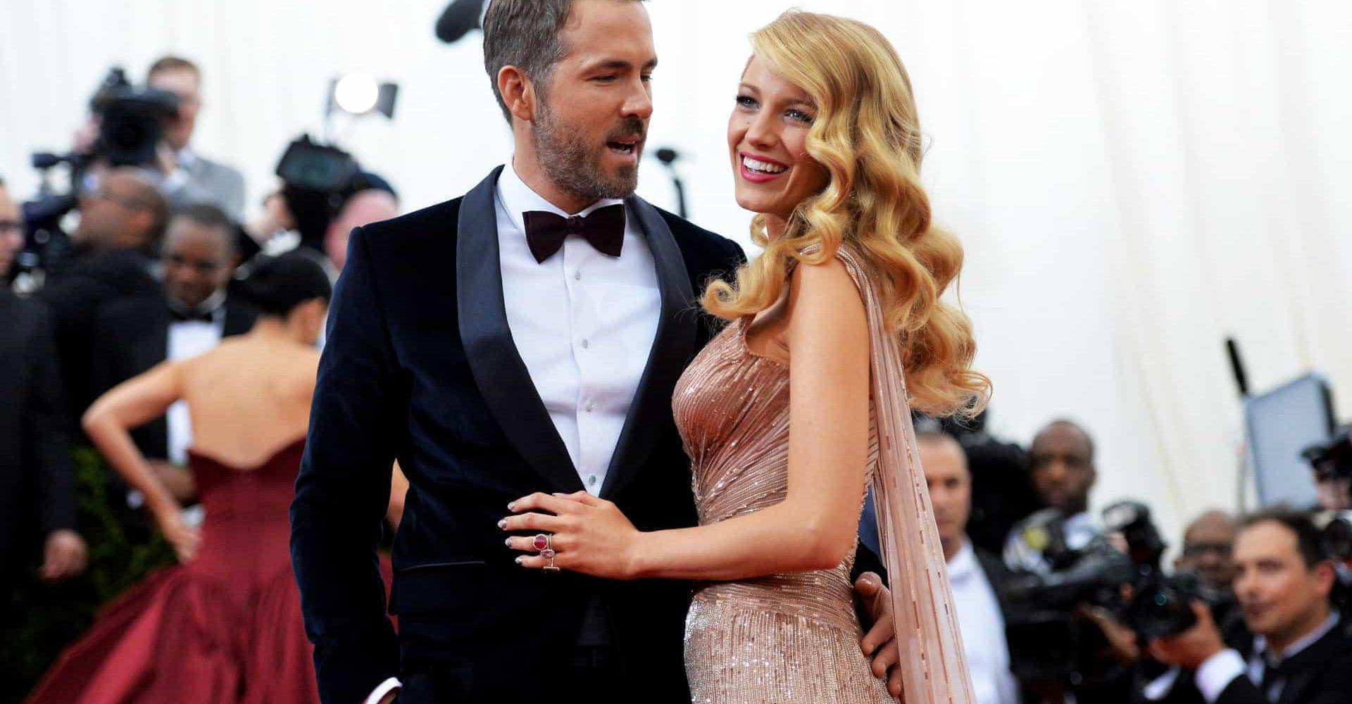 Ryan Reynolds et Blake Lively: le power couple de rêve