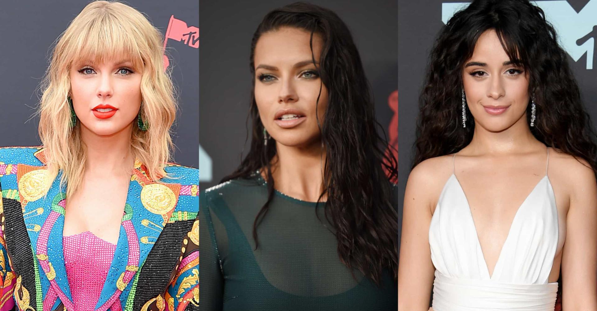 Adriana Lima e outros famosos que arrasaram no VMA 2019!