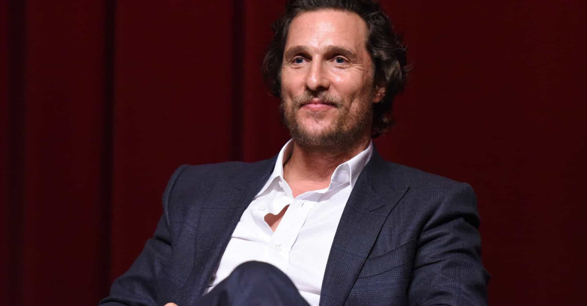 Professor Matthew McConaughey: The chameleon of cinema