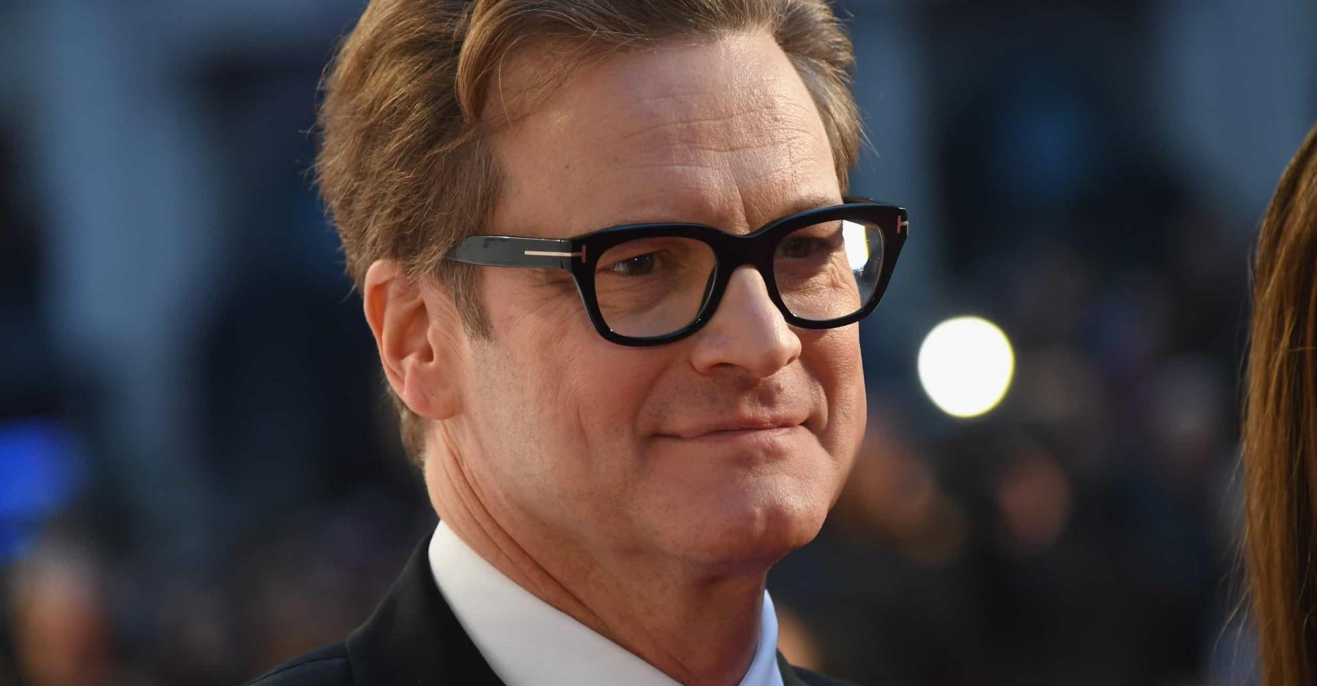 Colin Firth: Burger Kingistä Kuninkaan puheeseen
