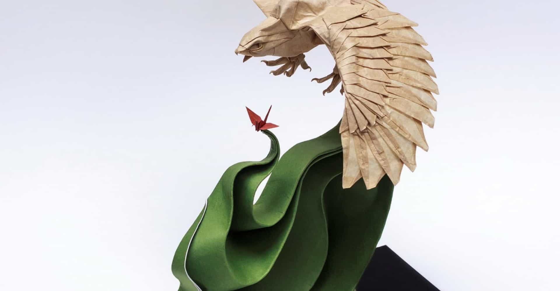 Discover origami, the ancient art of paper folding
