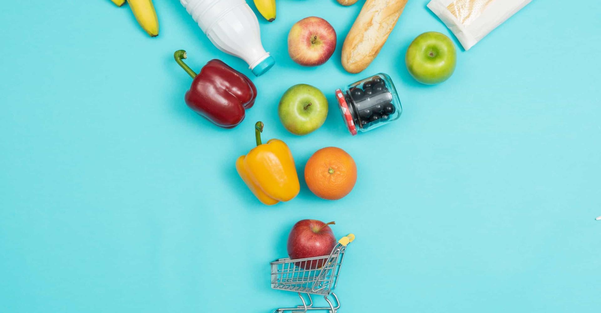 9 tips om goedkoop én gezond te eten