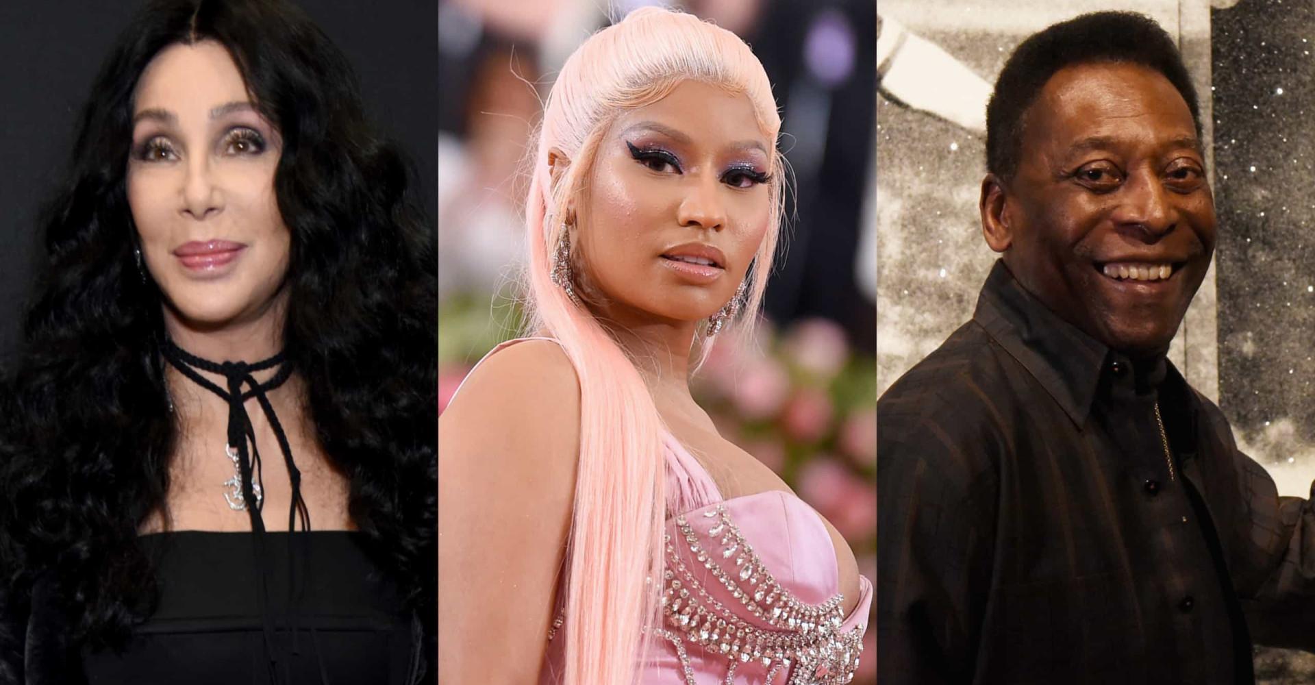 As celebridades que voltaram depois de se 'aposentarem'