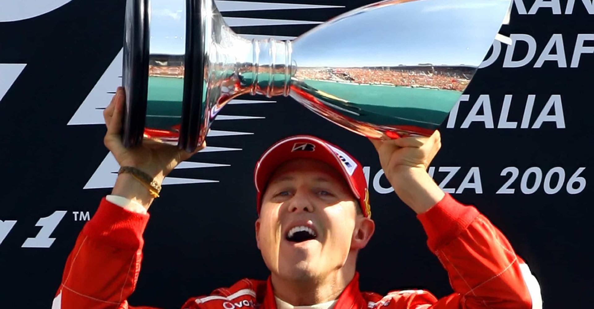 Michael Schumacher: A incansável jornada do ex-piloto
