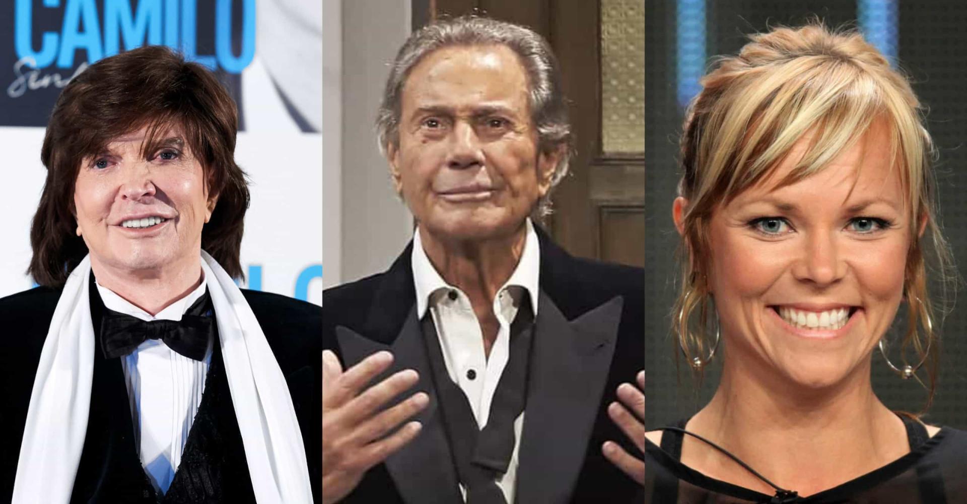 Camilo Sesto y otras celebridades que murieron en el 2019