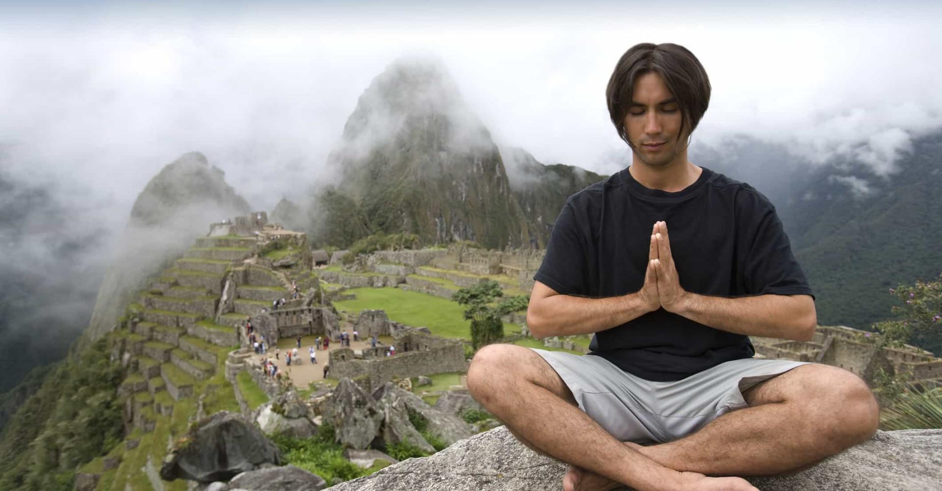 Spirituelle reisemål som kan pleie både kropp og sjel