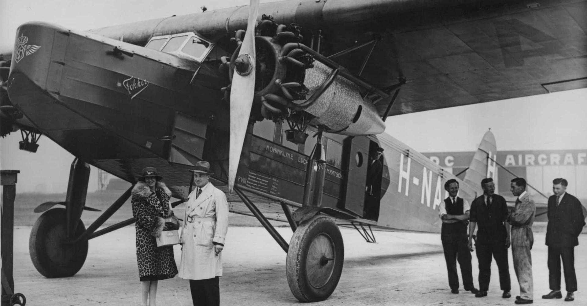 100 jaar KLM: deze feitjes wist je nog niet