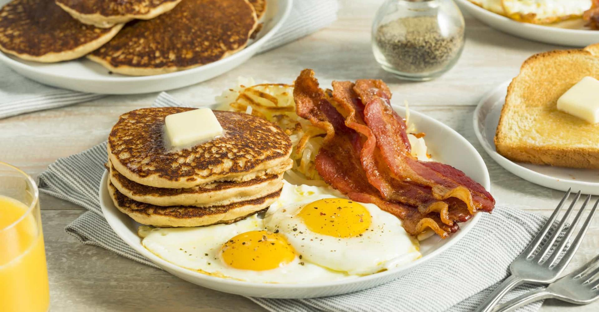 Miksi tiettyjä ruokia syödään vain aamupalalla?