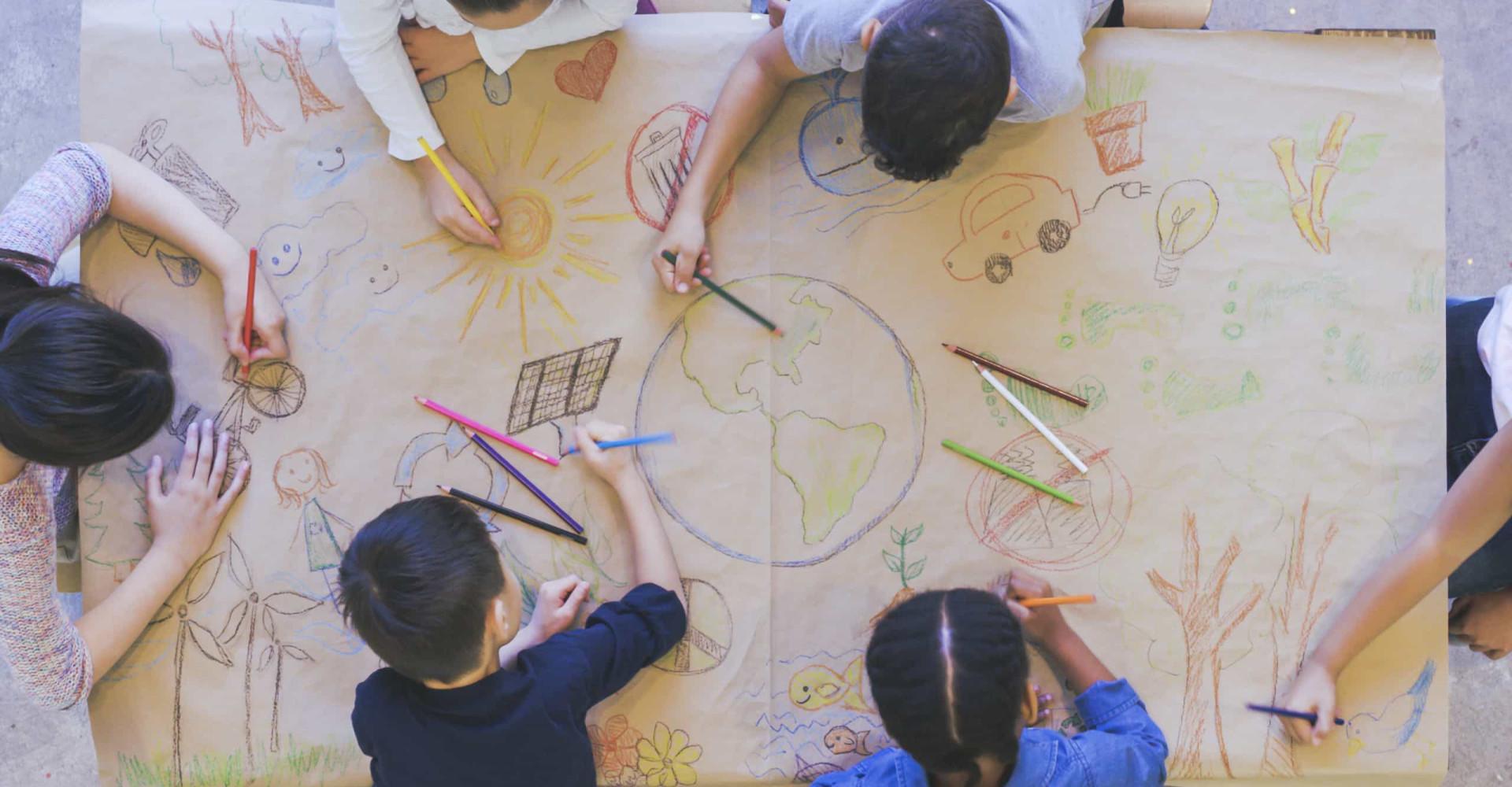3 kinderboeken over het milieu