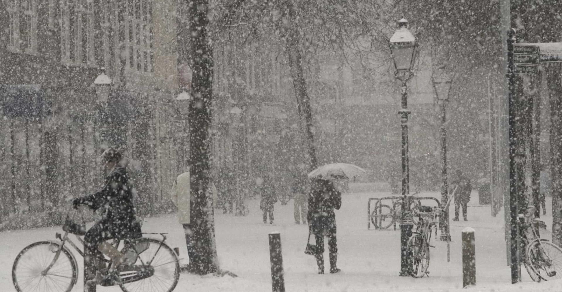 Staat ons de koudste winter in 100 jaar te wachten?