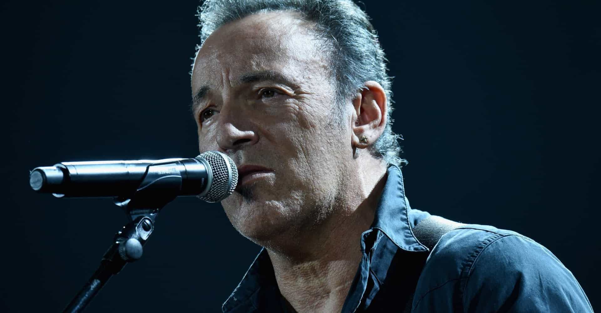 Bruce Springsteen: Who's The Boss?