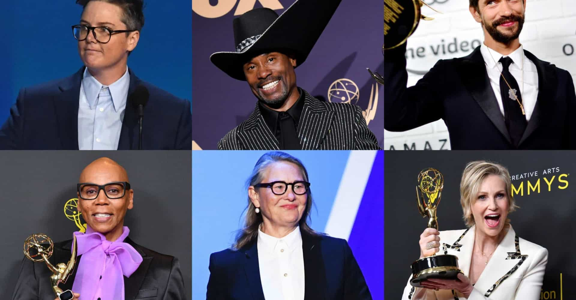 The major LGBT winners at the 2019 Emmys