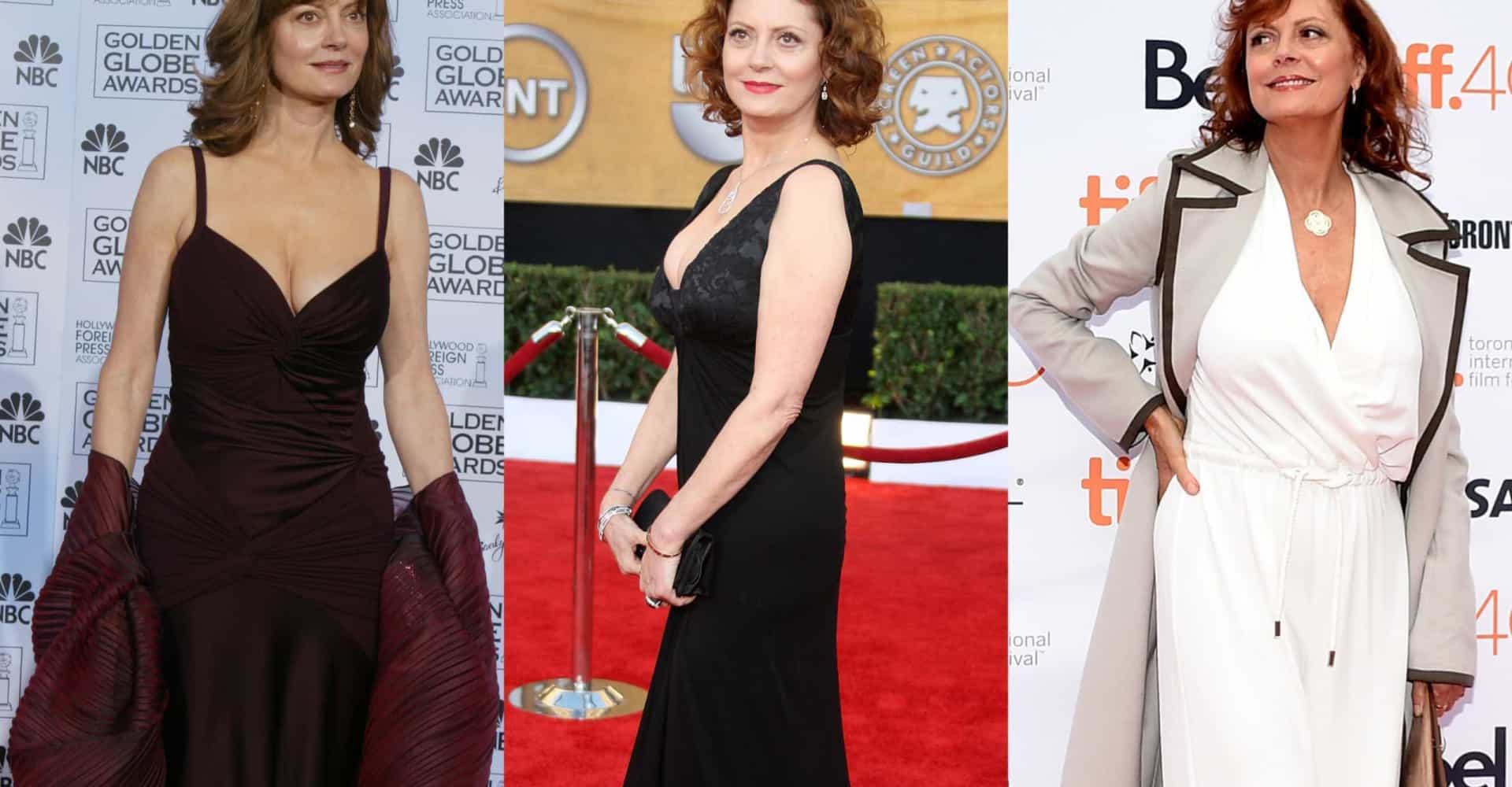 Susan Sarandon ou le sex appeal incarné