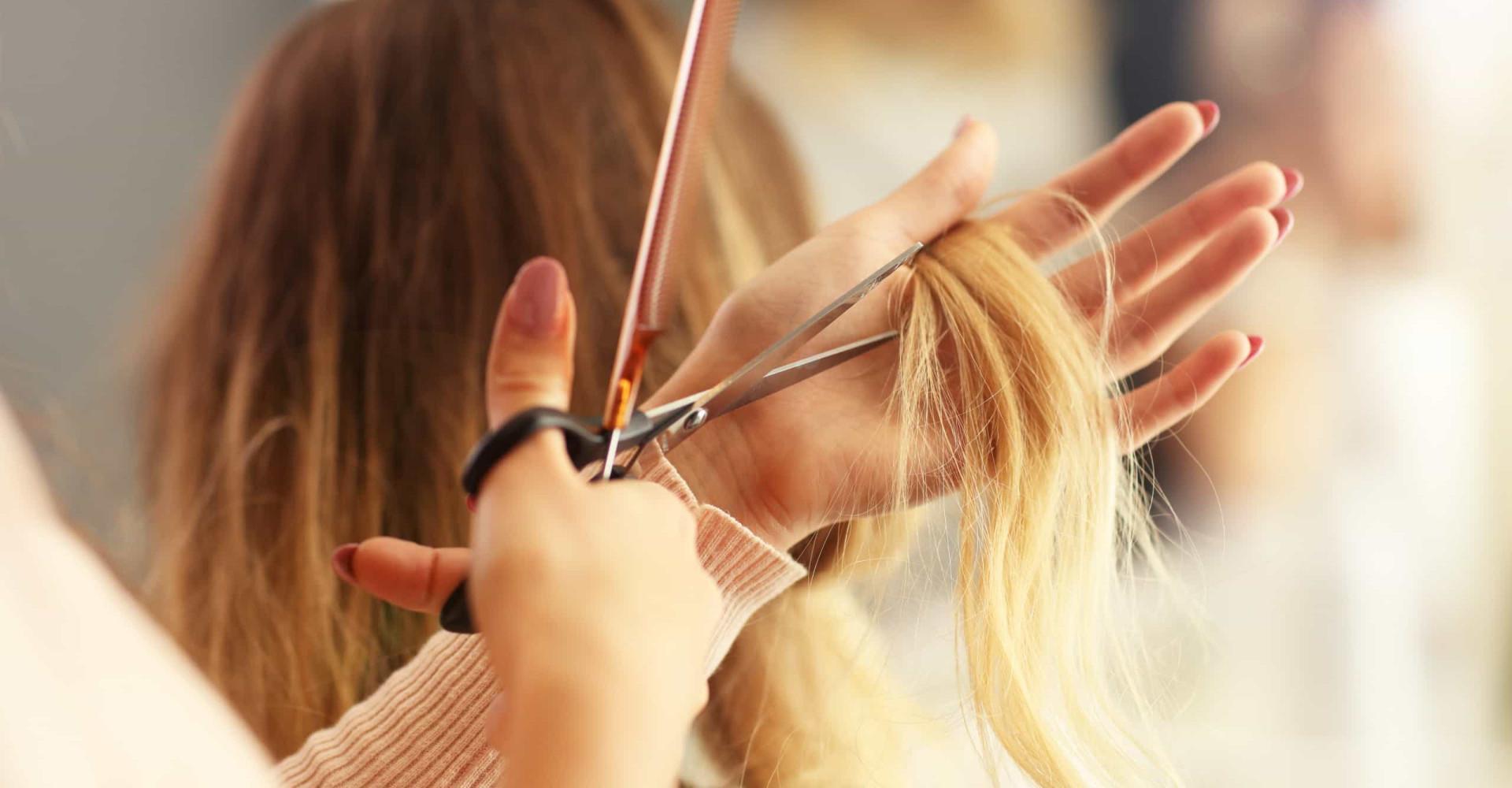 Zo vaak zou je eigenlijk naar de kapper moeten?